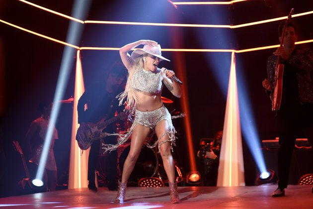 Lady Gaga's Isolated 'SNL' Vocals Prove Again That She Can Out-Sing Your Faves | Huffington Post