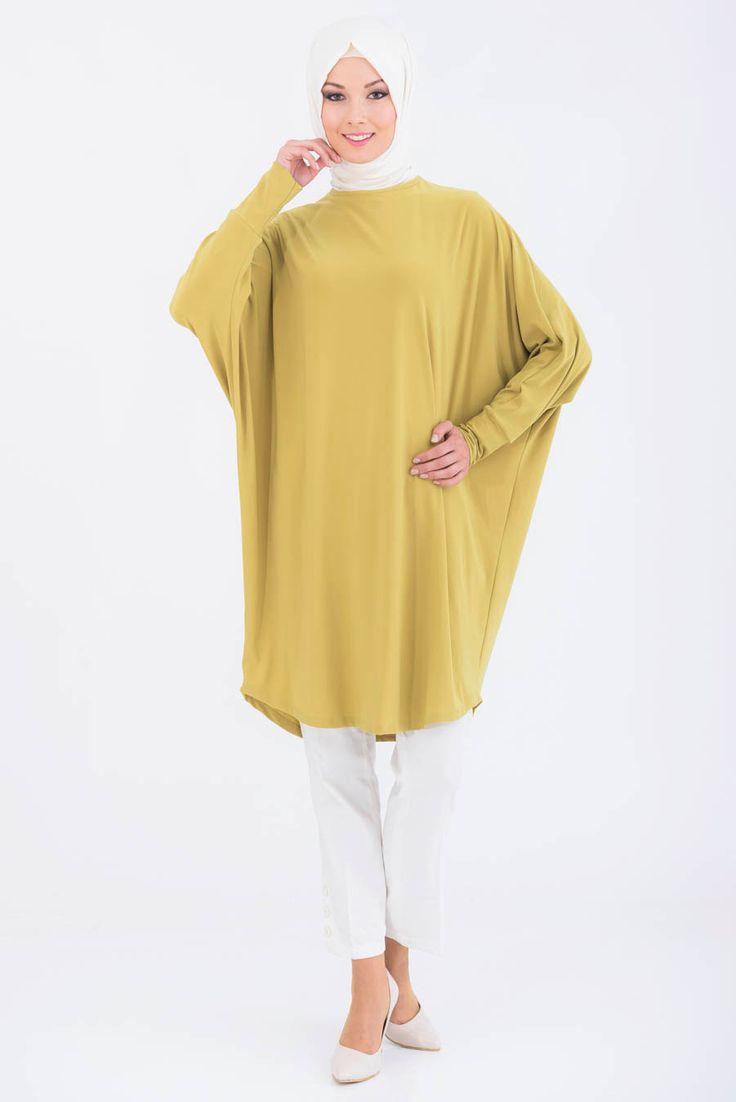 Long dress modest head