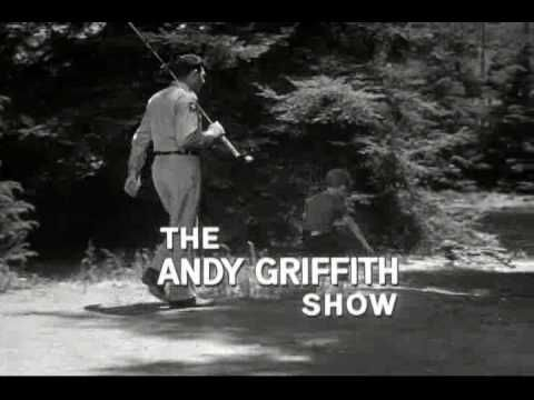 "The Andy Griffith Show. Believe it or not, I like ""Aint"" Bee the best. Link is to the show intro via YouTube."