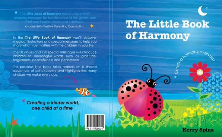The Little Book of Harmony — Crazy To Calm