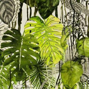 Le velours soft jardin exo 39 chic de christian lacroix une magnifique for - Tissu christian lacroix ...