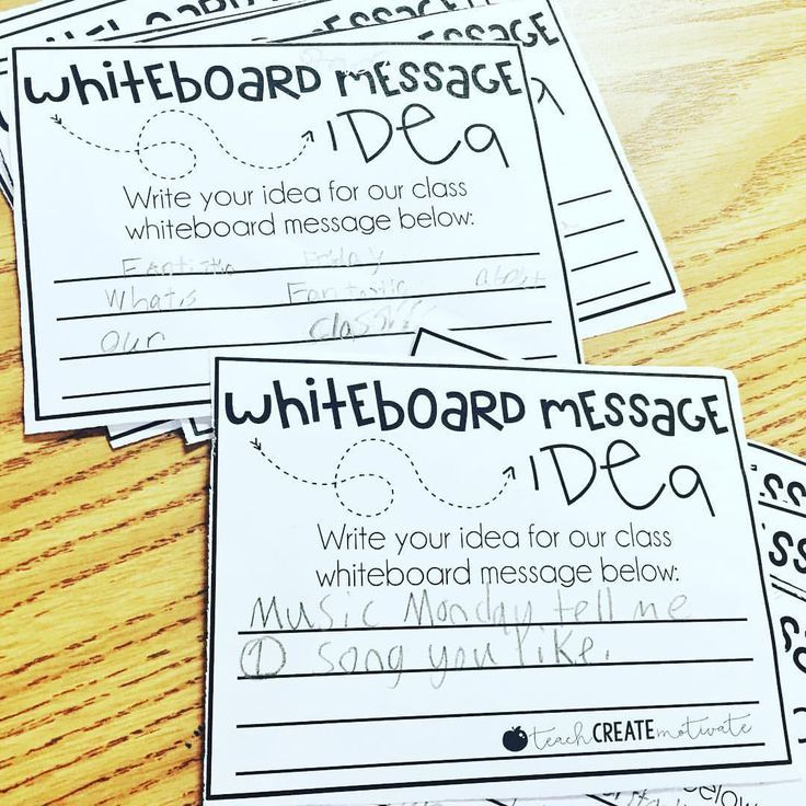 We love @miss5th #miss5thswhiteboard's so much-I thought today I'd get some message ideas from them! Music Monday is adorable and I think we will use it next week!!