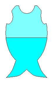 Pattern Shmattern: Halloween Fish Costume                                                                                                                                                                                 Más