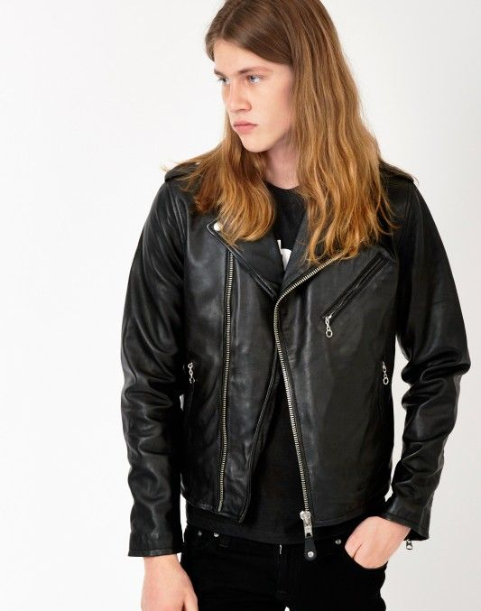 Schott NYC Perfecto Biker Jacket Black | ON SALE NOW | BLACK FRIDAY DAILY DEALS | UP TO 50% OFF OUTERWEAR - TODAY ONLY! GO GO GO! |#StyleMadeEasy