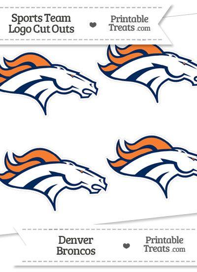 81 best Denver Broncos Printables images on Pinterest | Denver ...