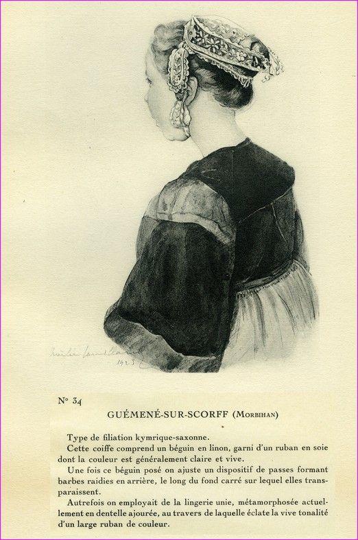 GUÉMENÉ-SUR-SCORFF: Costumes