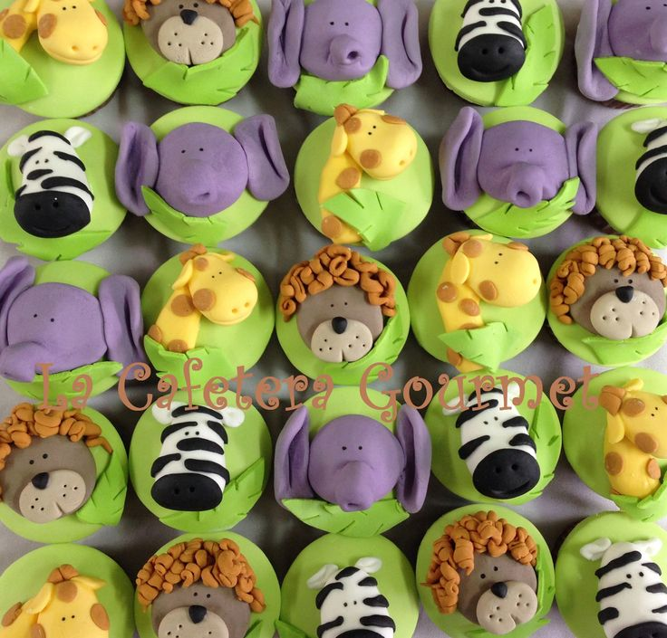 cupcakes selva