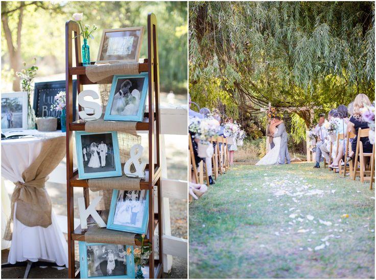 25 Ideas For An Outdoor Wedding: 25+ Best Ideas About Backyard Wedding Ceremonies On
