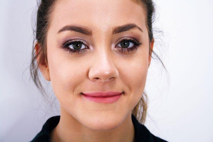 Delikatny makijaż studniówkowy, makeup #piekniejszaty