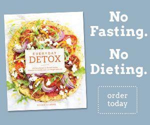 Cashew Butter Cookies (Paleo, Vegan) | Detoxinista