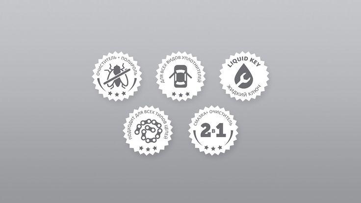 AIM ONE – дизайн упаковки автомобильной косметики от IDEABRAND