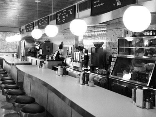 Phoenicia Diner on Route 28 /New York