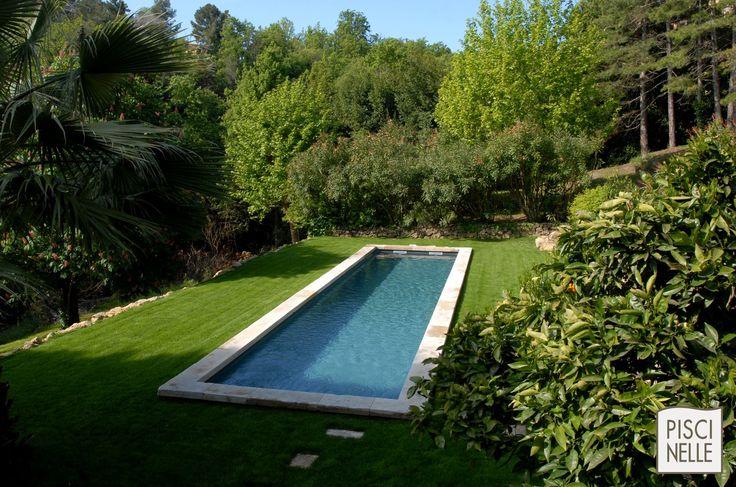 17 meilleures id es propos de dalles de pierre sur pinterest sol en pierre rev tement de - Piscine style bassin pierre argenteuil ...