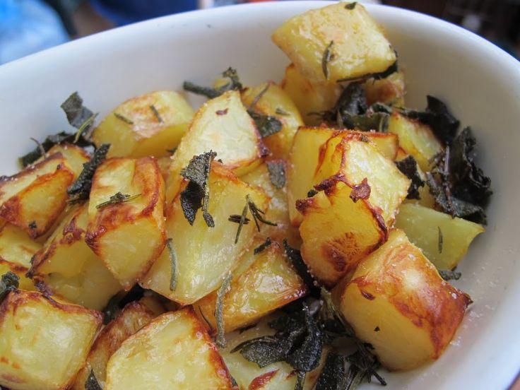 trattoria style potatoes