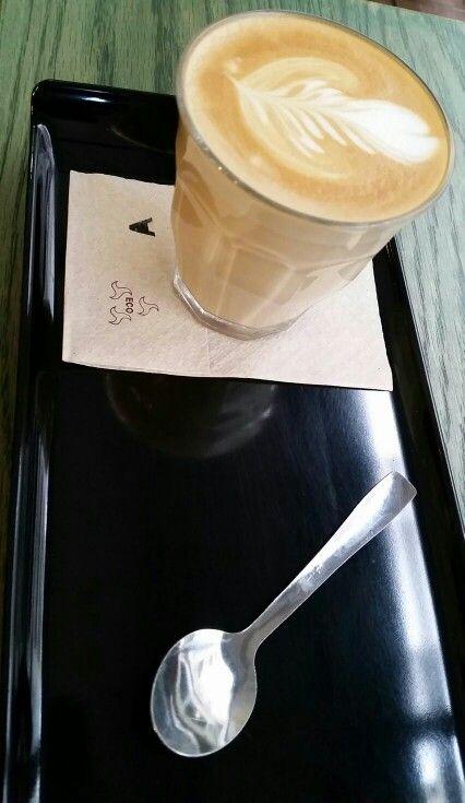 Con tiempo un cafe siempre va bien