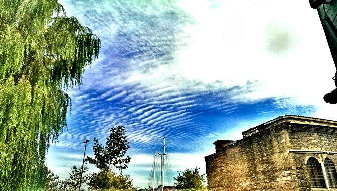 #balat #istanbul #sky #cloud