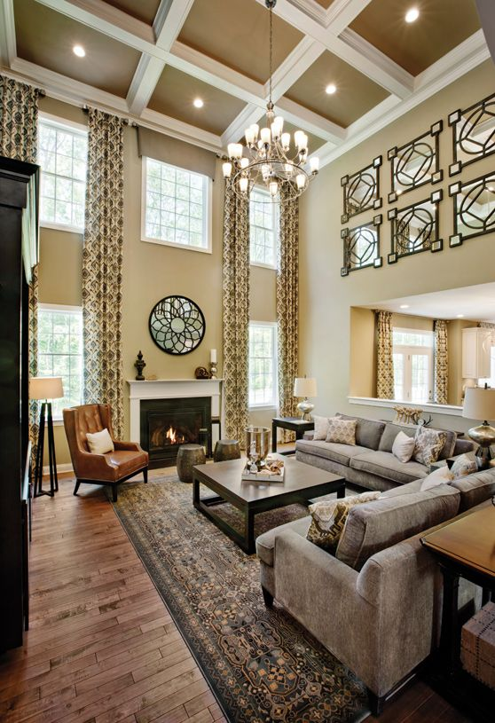 194 Best Images About 2 Story Family Room On Pinterest 2