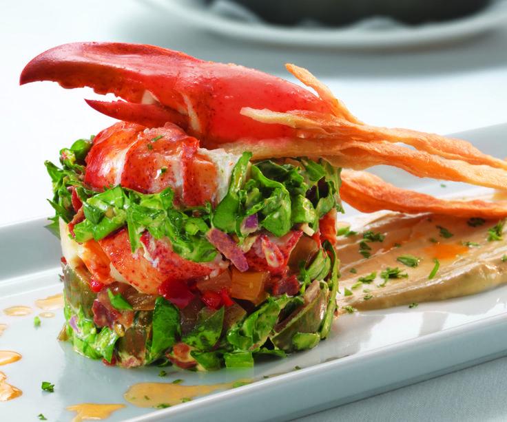 158 best aperitivos marisco ii images on pinterest - Aperitivos de mariscos ...