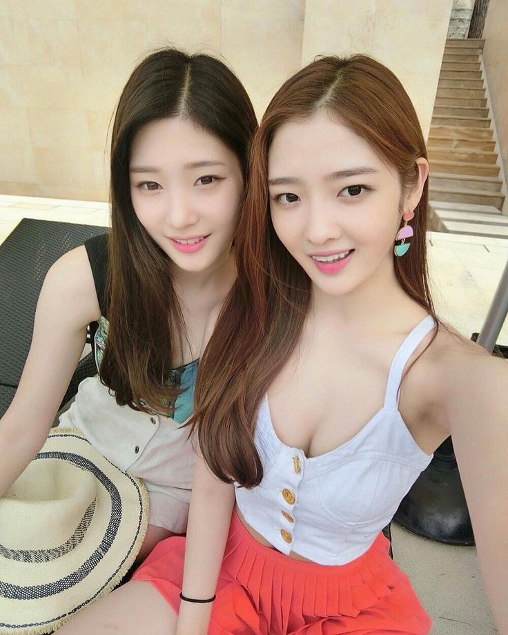 Chaeyeon & Eunjin - DIA