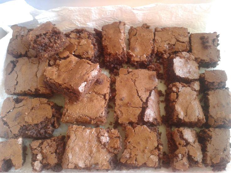 Domácí brownies :-)