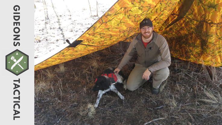 Aaron from Gideon's Tactical with a great Winter review video of the Defender Camo waterproof tarp. Get the Defender here: https://aquaquestonline.com/product/king-kamo/