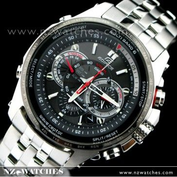 BUY Casio Edifice Multiband 6 Radio-controlled EQW-M710DB-1A, EQWM710DB - Buy Watches Online | CASIO NZ Watches