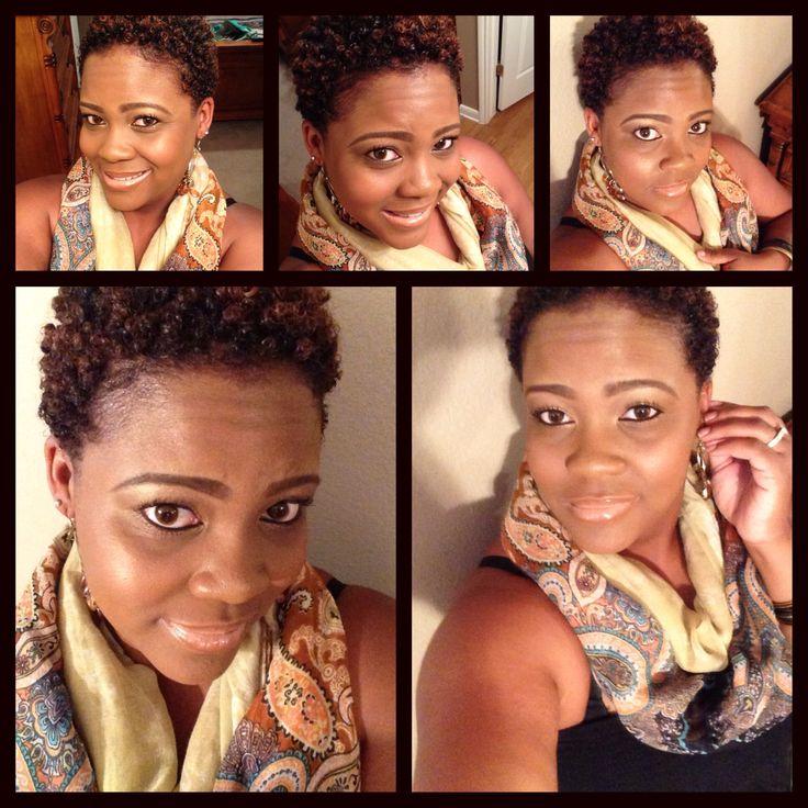 My coils. My curls. Natural girl. #teamnatural #twa #coils #naturalfro #naturalgirl #naturalfro #naturale #naturalista #sweetkinkygirl #naturalhairisdope #naturalcoloredfro #lustrasilkcurlpudding #ecostylergel #oliveoilgrowthoil #bigchop #twistout #flyyfro #kinkychic #kinkyfro