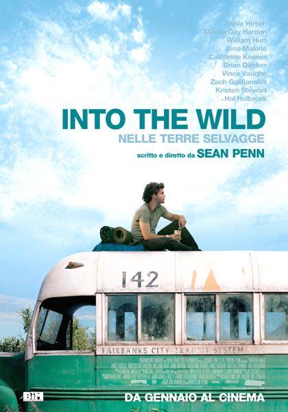"""""""Into the wild - Nelle terre selvagge"""", di Sean Penn."""