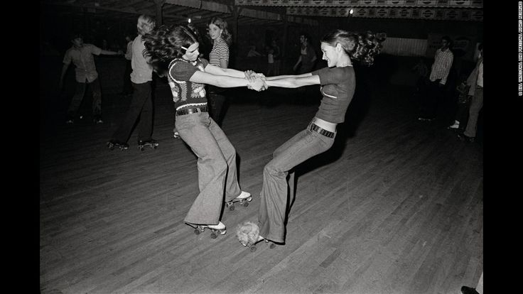 """'Oh, to be young and carefree in the 70s. Photographer Bill Yates spent the better part of a year documenting the weekend escapades of young skaters at a roller rink in suburban Tampa, Florida. His images, recently displayed in public for the first time, are collected in a new book, <a href=""""http://www.falllinepress.com/#/sweetheart-roller-skating-rink/"""" target=""""_blank"""">""""Sweetheart Roller Skating Rink,""""</a> by Fall Line Press. """"It's a re..."""