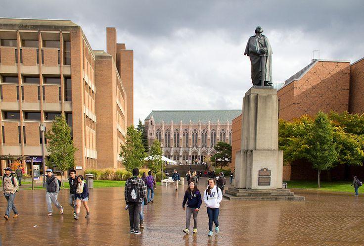 Seattle, University of Washington, Washington