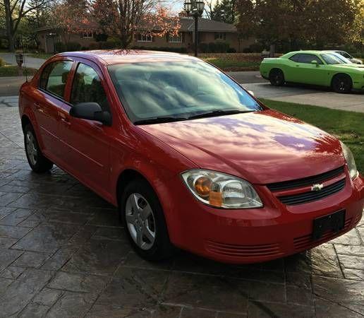 2007 Chevrolet Cobalt 4 Door LOW MILES!