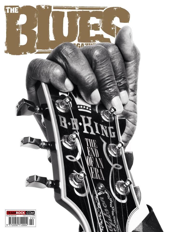 B. B. King: na linda capa da nova edição da The Blues Magazine    Mantenha a fonte ao citar o texto: B. B. King: na linda capa da nova edição da The Blues Magazine http://whiplash.net/materias/news_802/225644-bbking.html#ixzz3dyMnyQzB  Follow us: @Whiplash_Net on Twitter | Whiplash.Net.Rocksite on Facebook