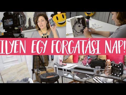 Mintha bomba robbant volna a stúdiómban!!!   INSPIRÁCIÓK Csorba Anitától - YouTube