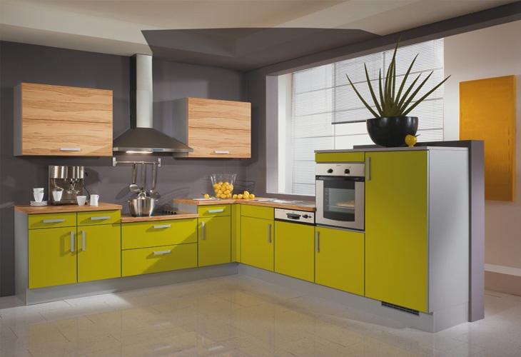 Fresh  K che in Gr n K cheninsel dyk kuechen de Gr ne K chen Pinterest Modern and Kitchens
