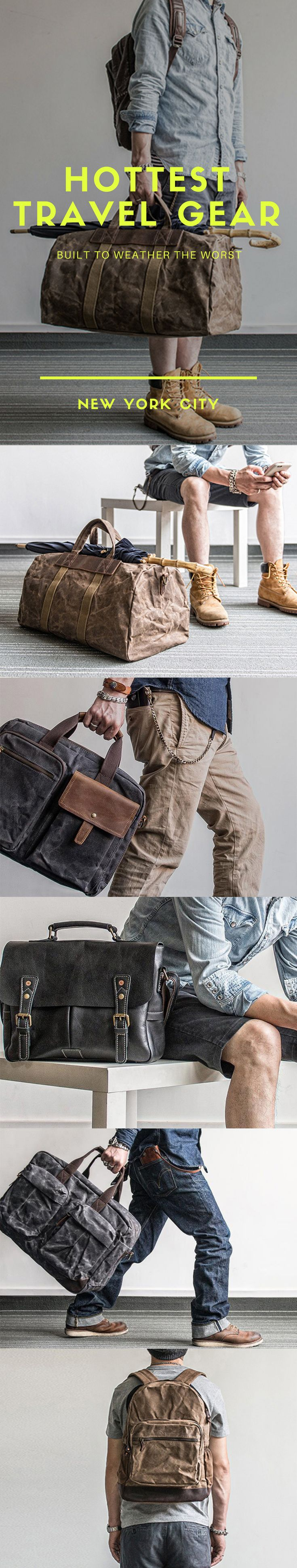 waxed canvas, duffle, canvas, backpack,briefcase,