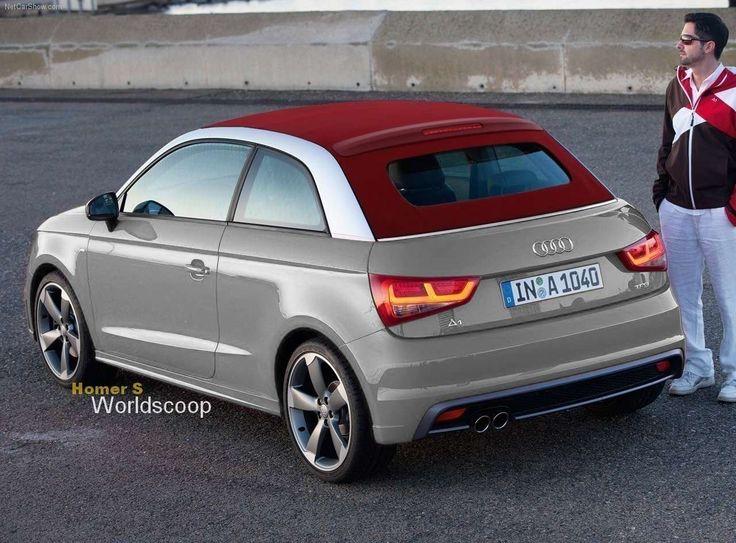 Big enough - Audi A1 cabrio