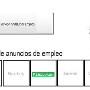 Ofertas de empleo: miércoles, 20 de diciembre de 2017  http://andaluciaorienta.net/ofertas-empleo-miercoles-20-diciembre-2017/