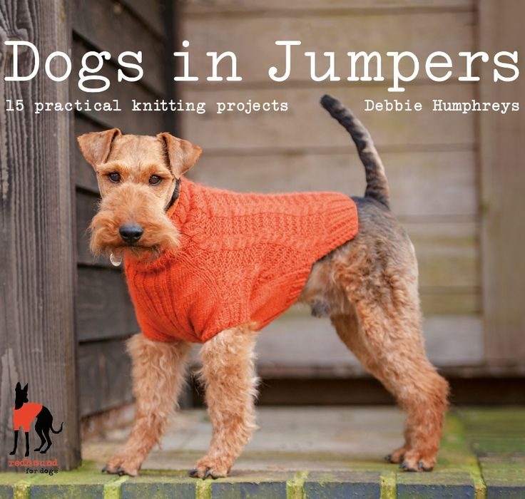 Dogs in Jumpers Book Cover