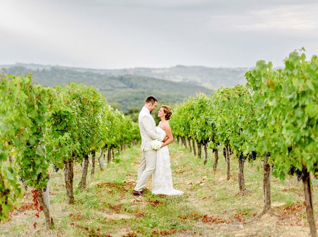 matrimonio in Toscana a Quercia al Poggio