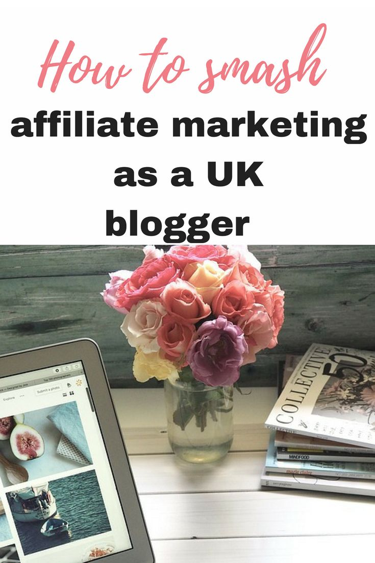 How to smash affiliate marketing as a UK blogger by Emma at EmmaDrew.info. #AffiliateMarketingForBeginners #AffiliateIdeas #AffiliateMarketingTips #MakeMoneyAffiliateMarketing #AffiliateMarketingForBloggers #PassiveIncome
