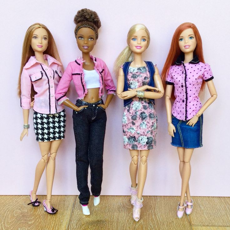 Made to Move Barbie girls | by Emilypm3
