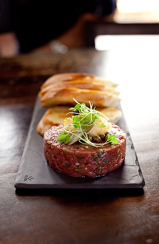 Tartare - one of my favorite dish, especially at the Wellington Gastro Pub!