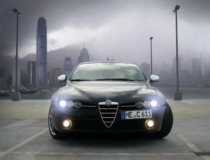 alfa romeo 159 car design pinterest apaixonado. Black Bedroom Furniture Sets. Home Design Ideas