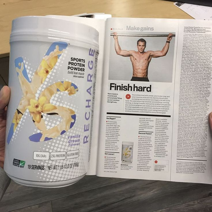 #TBT to when XS Sports Nutrition was featured in Men's Fitness magazine!! You want credibility when you're sharing XSSN?? Share this post proving that you and XSSN are at the top of our game!  #LongLiveXS #U1S1