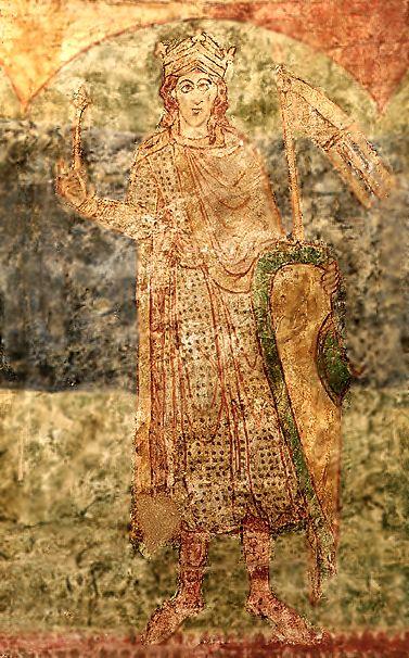 Vratislaus II of Bohemia (Vratislav II, 1033) - the first King of Bohemia as of 1085. #Czechia