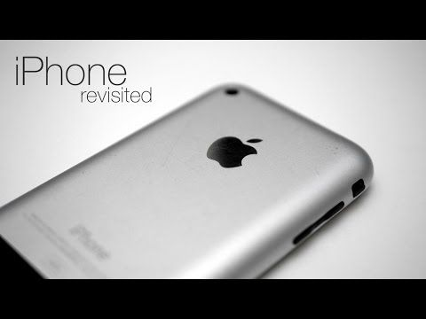iPhone 2G Revisited - 10 Years Later - YouTube