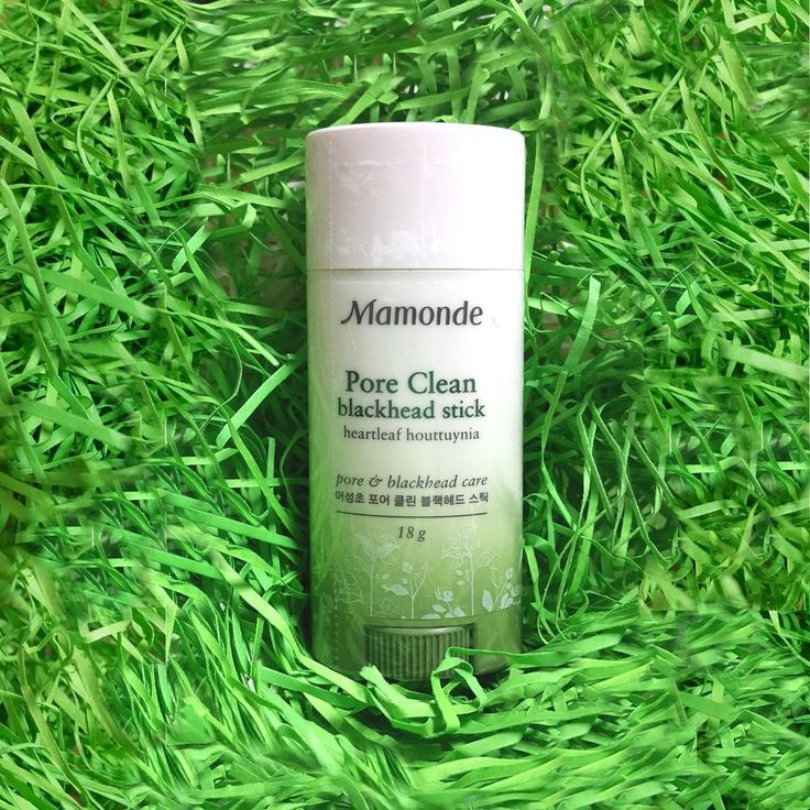 Mamonde Pore Cleaning Blackhead Sebum Removal Stick 18g #MAMONDE