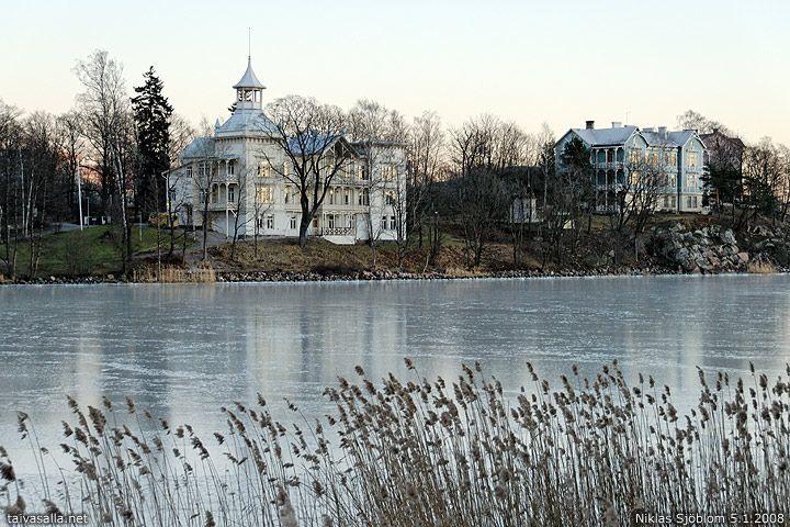 Helsinki. taivasalla.net / Niklas Sjöblom