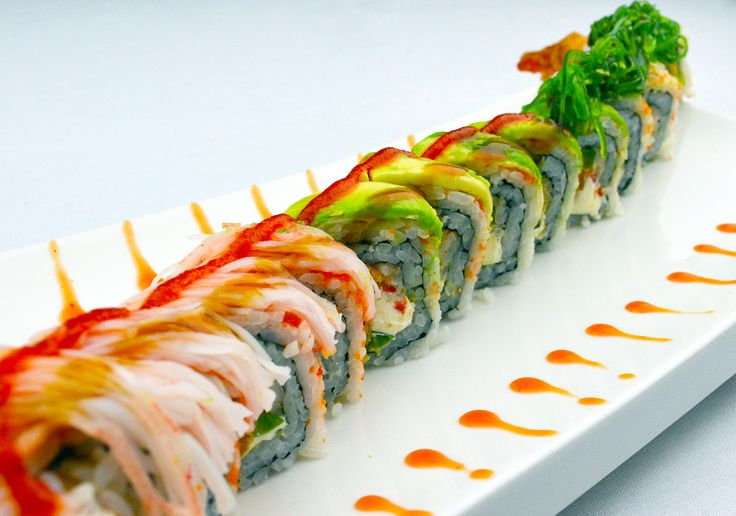 Sushi Diet: A Delicious Way To Lose Weight!