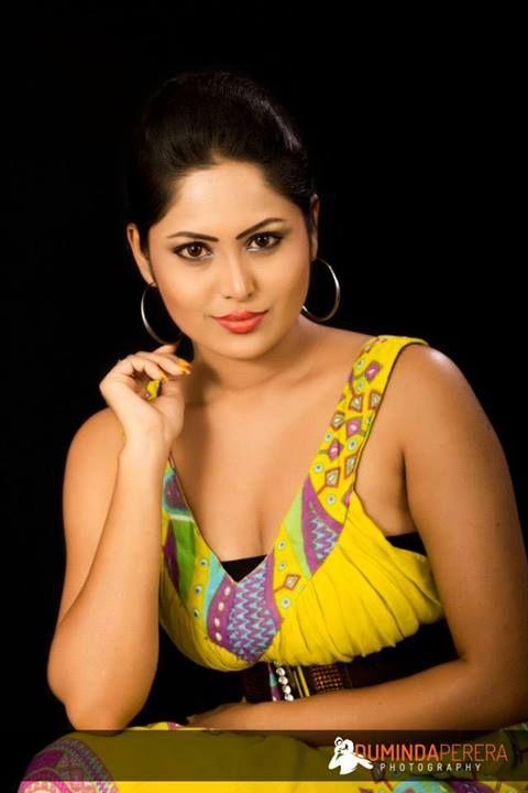 SL  Hot Actress Pics: Kaushalya Udayangani with Duminda